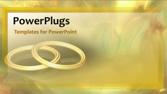 PowerPoint Template - Wedding bangles